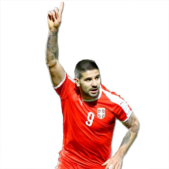 418e84626 Puma Serbia home jersey for World Cup 2018 with print   FSS Online Shop